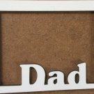 8x10  sublimation blank (2) Dad Frame