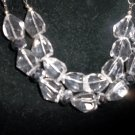 Chains of Crystal