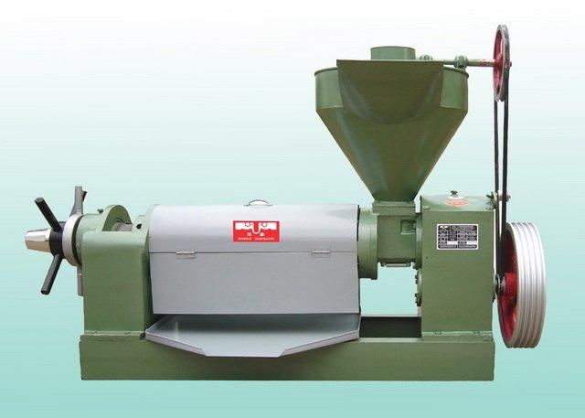 6YL-130 Screw Oil Press