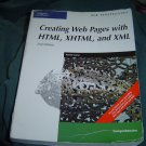 Used New Perspectives on Creating Web Pages with HTML, XHTML, and XML(Paperback Course Technology)