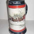 Budweiser An American Tradition  Beer Stein