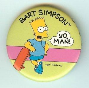 Bart Simpson Yo Man