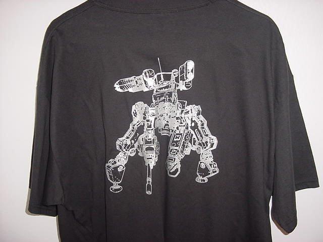 S.L.A.I Street Lancer Arena Intl Black T-Shirt XL NEW