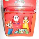 Super Mario Collector Tin Set Daisy & Shy Guy NEW