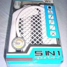 Wii 5 in 1 Sports Kit (Komodo) NEW
