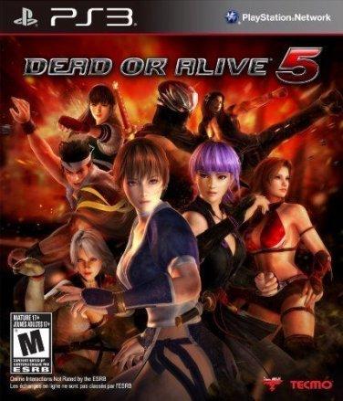 Dead or Alive 5 [PlayStation 3]