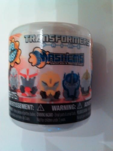 Transformers Mashems - PACK (1 random character) New Squishy Toys