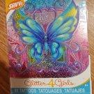 Glitter 4 Girls Tattoos - 61 Temporary Tattoos