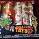 Jurassic Tats Tattoo Kit Temporary Tattoos