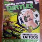 Teenage Mutant Ninja Turtles Sticker Stacks 61 Stickers