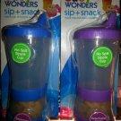 Baby Wonders Sip + Snack [Baby Product]
