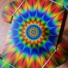 Tie Dye Lamp Puzzle Light LuvaLamp Creative Lighting Medium