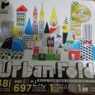 Urban Fold Build Your Own Paper Block City Paper Punk
