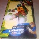Teenage Mutant Ninja Turtles LED Lights Book Light Leonardo Brand New