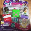 Gift Ems 3 Pack Series 1 Nairobi Miam & Mystery Blind Pack FACTORY SEALED!
