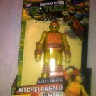 Teenage Mutant Ninja Turtles LED Lights Key Lite Michelangelo Brand New