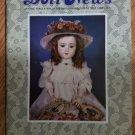 Doll News UFDC Magazine - Winter 1986