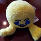 Fun2Play Plushi Palz Emoji Plush Tears of Joy Key Chain Backpack Clip