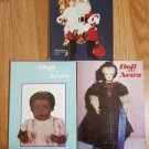 Doll News UFDC Magazine - Lot of 3 - 1984