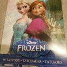Disney Frozen Tattoos - 50 Temporary Tattoos