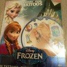 Disney Frozen Prism Foil Tattoos - 25 Temporary Tattoos