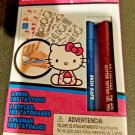 Hello Kitty Tattoodles 102 Tattoos 2 Pens Stocking Stuffer