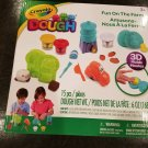 Crayola Modeling Dough Set - 15 Piece Farm Activity Pack - Comes with 3 Packs
