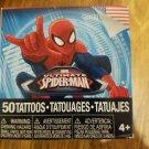 The Ultimate Spiderman Tattoos - 50 Temporary Tattoos