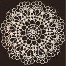 Vintage Lace Doilies, Thread Crochet Doily Pattern Page, Vintage Crochet Patterns