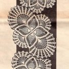 Pineapple Patterns Doilies, Vintage 7019 Pattern, Laura Wheeler Crochet
