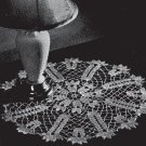 #7803 Lace Crochet Doily Pattern Centerpiece Lace Crochet Doily Pattern