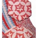 Flower Lantern Pattern Potholder, Crochet Pattern,  Floral Potholder Pattern
