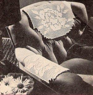 Chair Set, Crochet Chair Sets Patterns