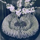 Crochet Double Ruffle Doily Centerpiece  Pattern