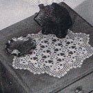 Doily Pattern, Doily Crochet Motifs, Snowflake