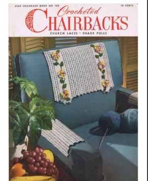 Decor Crochet  Chairsets Pattern Book  Sets