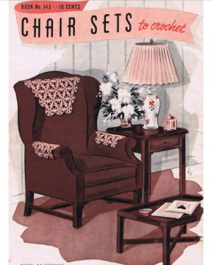 Chair Sets, 143 Chair Sets Book, Sets, Patterns