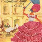 Patterns Crinoline Lady 262 Vintage Book,