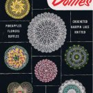 Crochet Vintage Thread Doilies Pattern Book, Star Pdf