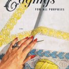 Book 288 Patterns Edgings for All Purposes PDF Crochet Book