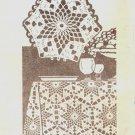 Mail OrderT 753 Tablecloth Laura Wheeler Pattern 753