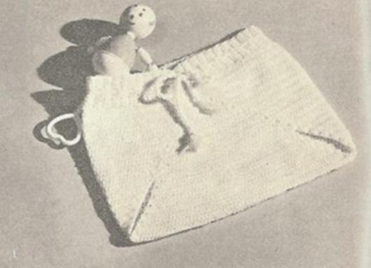 Crochet Soaker Pants Baby Vintage Crochet Patterns
