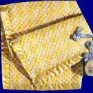 Crochet Blanket, Baby Basket-Weave Crochet Blanket, Afghan Pattern Basket-Weave