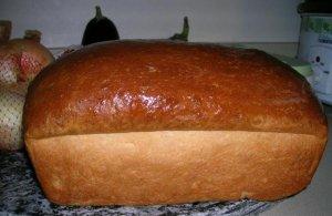 Recipe, White Bread Recipe, One  9x5 Loaf Bread