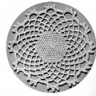 Crochet Arabian Nights Tablecloth Pattern Motif Vintage Thread