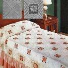 Rose Crochet Bedspread Pattern Pdf
