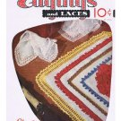 Lily Crochet Edgings, Pattern Book, #77 Book