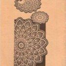 Vintage Doilies Crochet Pattern Pineapple Lace Doilies