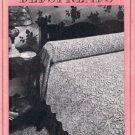Crochet Bedspreads Patterns Vintage Book Motifs BedSpreads 244