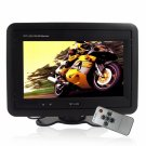 7 Inch Black LCD TFT Monitor Headrest or Stand Up